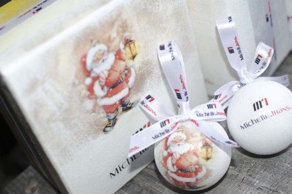 новогодние подарочные наборы с логотипом