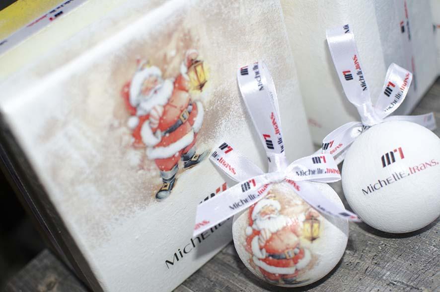 брендированные подарочные наборы на Новый год