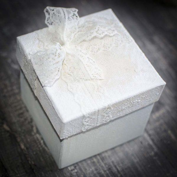 подарочные коробки ручной работы