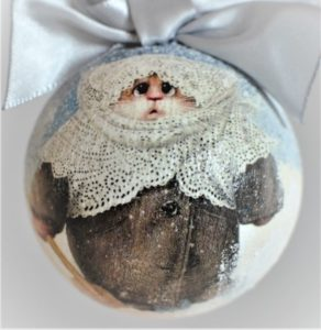 елочные игрушки новогодние шары