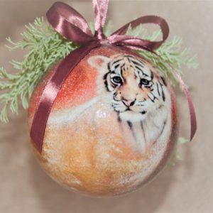 Подарки на Новый год тигра