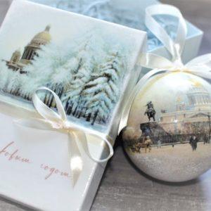 подарки с видами Санкт-Петербурга